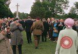 Image of British War Cemetary Normandy France, 1969, second 42 stock footage video 65675022077