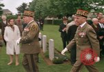 Image of British War Cemetary Normandy France, 1969, second 49 stock footage video 65675022077