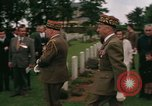 Image of British War Cemetary Normandy France, 1969, second 50 stock footage video 65675022077