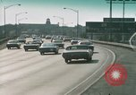 Image of O'Hare Airport late 1960s Chicago Illinois USA, 1969, second 20 stock footage video 65675022085