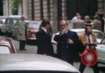 Image of Paris from helicopter Paris France, 1969, second 40 stock footage video 65675022090