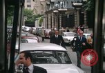 Image of Paris from helicopter Paris France, 1969, second 44 stock footage video 65675022090