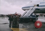 Image of Early Boeing 747 and Concorde F-WTSS Paris France, 1969, second 27 stock footage video 65675022091