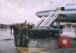 Image of Early Boeing 747 and Concorde F-WTSS Paris France, 1969, second 28 stock footage video 65675022091