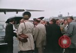 Image of Early Boeing 747 and Concorde F-WTSS Paris France, 1969, second 31 stock footage video 65675022091