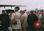 Image of Early Boeing 747 and Concorde F-WTSS Paris France, 1969, second 32 stock footage video 65675022091