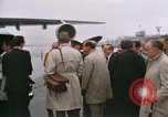 Image of Early Boeing 747 and Concorde F-WTSS Paris France, 1969, second 33 stock footage video 65675022091