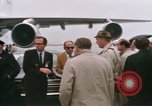 Image of Early Boeing 747 and Concorde F-WTSS Paris France, 1969, second 38 stock footage video 65675022091