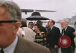 Image of Early Boeing 747 and Concorde F-WTSS Paris France, 1969, second 44 stock footage video 65675022091