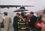 Image of Early Boeing 747 and Concorde F-WTSS Paris France, 1969, second 45 stock footage video 65675022091