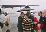 Image of Early Boeing 747 and Concorde F-WTSS Paris France, 1969, second 46 stock footage video 65675022091