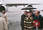 Image of Early Boeing 747 and Concorde F-WTSS Paris France, 1969, second 47 stock footage video 65675022091