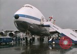 Image of Early Boeing 747 and Concorde F-WTSS Paris France, 1969, second 56 stock footage video 65675022091