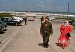Image of American war correspondents Normandy France, 1969, second 4 stock footage video 65675022092
