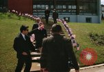 Image of American war correspondents Normandy France, 1969, second 10 stock footage video 65675022092
