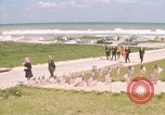 Image of American war correspondents Normandy France, 1969, second 18 stock footage video 65675022092