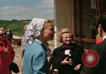 Image of American war correspondents Normandy France, 1969, second 48 stock footage video 65675022092