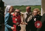 Image of American war correspondents Normandy France, 1969, second 53 stock footage video 65675022092