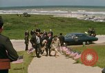 Image of American war correspondents Normandy France, 1969, second 55 stock footage video 65675022092