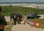 Image of American war correspondents Normandy France, 1969, second 56 stock footage video 65675022092