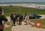 Image of American war correspondents Normandy France, 1969, second 57 stock footage video 65675022092