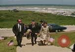Image of American war correspondents Normandy France, 1969, second 59 stock footage video 65675022092