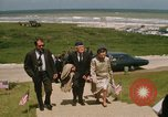 Image of American war correspondents Normandy France, 1969, second 60 stock footage video 65675022092