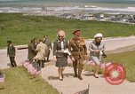 Image of American war correspondents Normandy France, 1969, second 62 stock footage video 65675022092