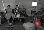 Image of hurricane hunting United States USA, 1955, second 37 stock footage video 65675022102