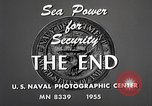 Image of hurricane hunting United States USA, 1955, second 56 stock footage video 65675022102