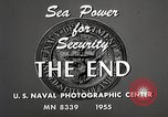 Image of hurricane hunting United States USA, 1955, second 57 stock footage video 65675022102