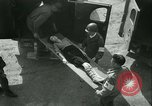 Image of victims of concentration camp Germany, 1945, second 2 stock footage video 65675022109