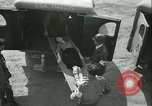 Image of victims of concentration camp Germany, 1945, second 3 stock footage video 65675022109