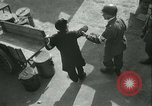 Image of victims of concentration camp Germany, 1945, second 7 stock footage video 65675022109