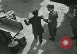 Image of victims of concentration camp Germany, 1945, second 8 stock footage video 65675022109
