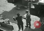 Image of victims of concentration camp Germany, 1945, second 10 stock footage video 65675022109