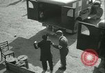 Image of victims of concentration camp Germany, 1945, second 12 stock footage video 65675022109