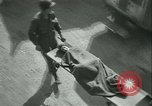 Image of victims of concentration camp Germany, 1945, second 16 stock footage video 65675022109