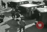 Image of victims of concentration camp Germany, 1945, second 19 stock footage video 65675022109