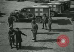 Image of victims of concentration camp Germany, 1945, second 21 stock footage video 65675022109