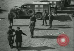 Image of victims of concentration camp Germany, 1945, second 23 stock footage video 65675022109