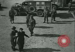 Image of victims of concentration camp Germany, 1945, second 25 stock footage video 65675022109