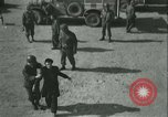 Image of victims of concentration camp Germany, 1945, second 26 stock footage video 65675022109