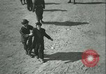 Image of victims of concentration camp Germany, 1945, second 28 stock footage video 65675022109