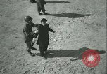 Image of victims of concentration camp Germany, 1945, second 29 stock footage video 65675022109