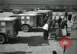 Image of victims of concentration camp Germany, 1945, second 38 stock footage video 65675022109