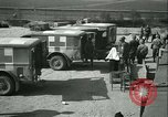 Image of victims of concentration camp Germany, 1945, second 40 stock footage video 65675022109