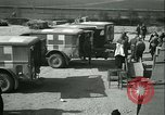 Image of victims of concentration camp Germany, 1945, second 41 stock footage video 65675022109