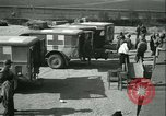 Image of victims of concentration camp Germany, 1945, second 42 stock footage video 65675022109