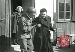 Image of victims of concentration camp Germany, 1945, second 47 stock footage video 65675022109